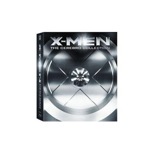 X-MEN Cerebro collection (Blu-Ray) - Bryan Singer DARMOWA DOSTAWA KIOSK RUCHU