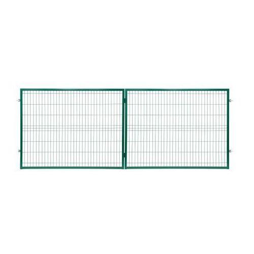 Polbram steel group Brama 2d 400 x 150 cm (5901891477085)