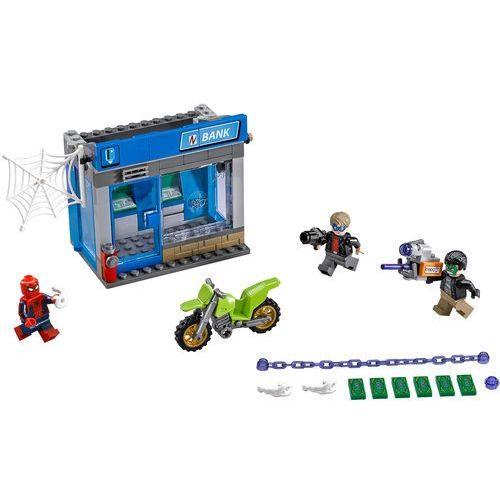 Lego SUPER HEROES Walka o bankomat atm heist battle 76082