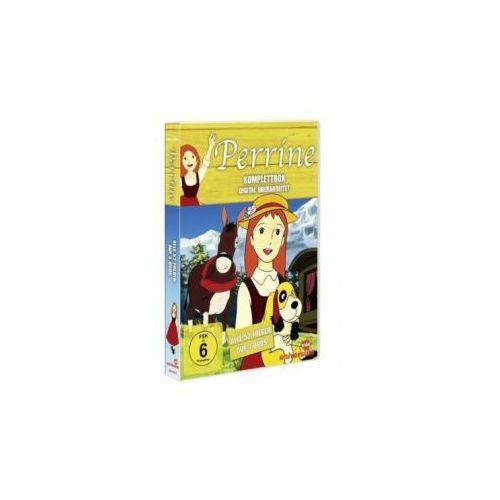 Perrine - Die Original Zeichentrick-Serie, Komplettbox, 4 DVDs