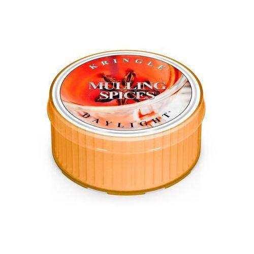 Mulling Spice mała świeca Kringle Candle Grzaniec- Daylight 1,25oz, 35g, 1 knot