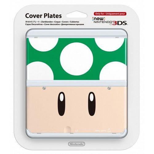 Nintendo Obudowa new  3ds toad zielony