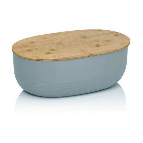 Kela chlebak NAMUR plastik/drewno, szary (4025457120626)