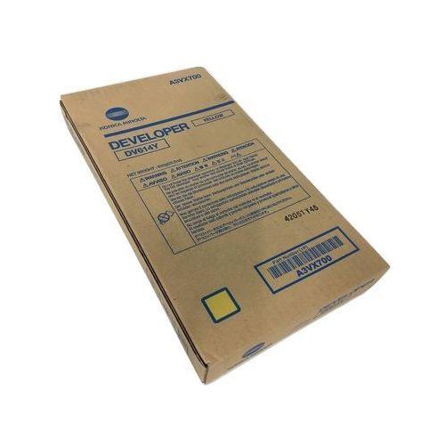 Konica Minolta developer / wywoływacz Yellow DV-614Y, DV614Y, A3VX700