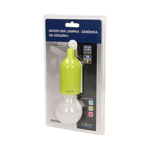 Lampka Orno Bateryjna LED na sznurku (ORNO LA-1407/L) Darmowy odbiór w 20 miastach!