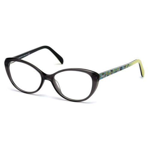 Okulary korekcyjne  ep5031 020 wyprodukowany przez Emilio pucci