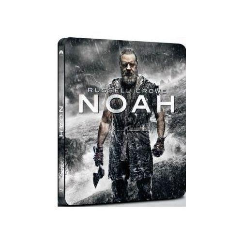 Noe: Wybrany przez Boga 3D (Blu-ray) - Darren Aronofsky. DARMOWA DOSTAWA DO KIOSKU RUCHU OD 24,99ZŁ