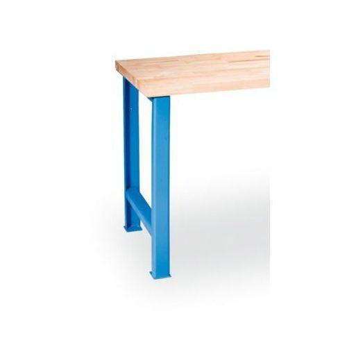 Güde Noga stołowa bez regulacji, 810 mm, niebieska