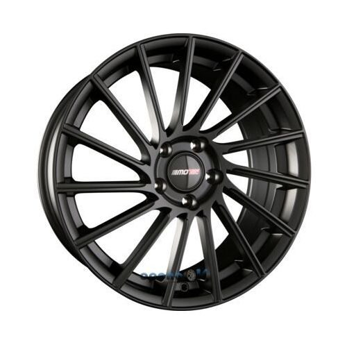 MOTEC TORNADO (MCT9) Flat Black Einteilig 8.50 x 19 ET 30