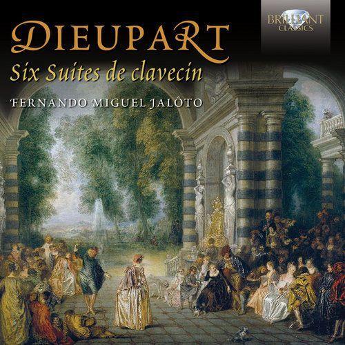 Dieupart: Six Suites de Clavecin, 95026