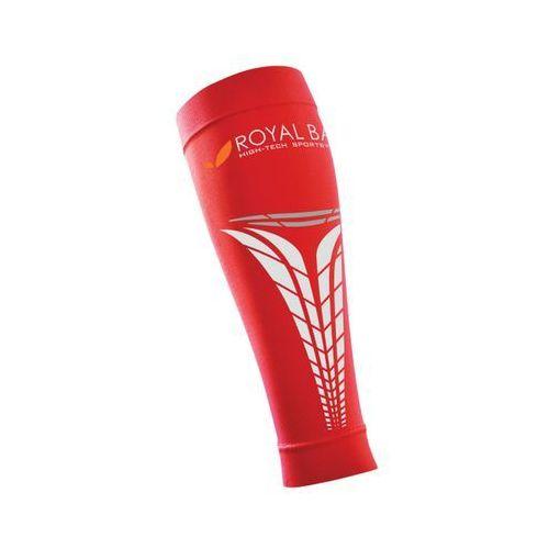 Royal bay extreme - opaski kompresyjne na łydki (czerwony)