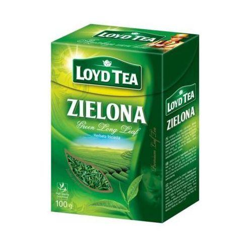 Herbata LOYD TEA Zielona 100 g (5900396000736)