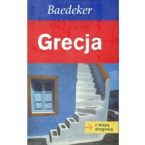 Grecja przewodnik Baedeker (546 str.)