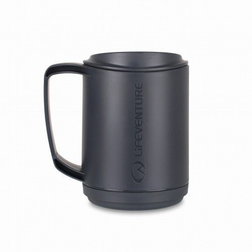 Insulated Mug kubek termo, kolor szary, 9735