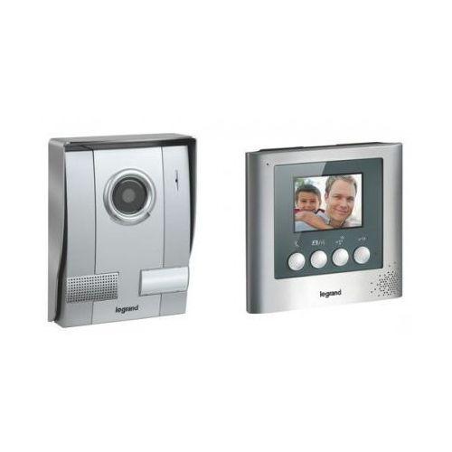 Legrand Zestaw wideodomofonowy 1-rodzinny z aparatem głośnomówiącym 3,5