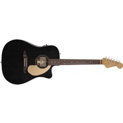 Fender Sonoran SCE Thinline Black WN gitara elektroakustyczna