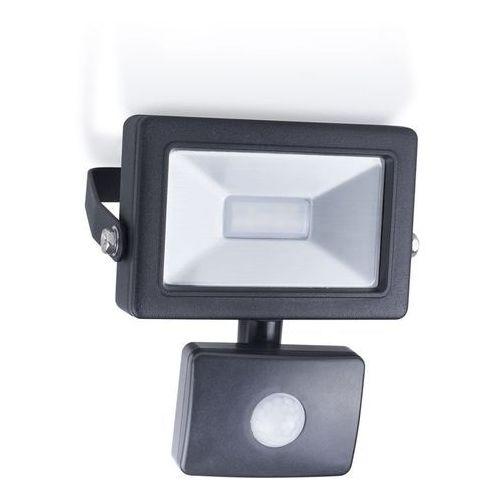 SMARTWARES LED Reflektor z czujnikiem,10 W, czarny, SL1-B10B (8711387085055)