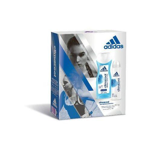 Adidas Zestaw prezentowy Climacool Woman (dezodorant spray 150ml+żel pod prysznic 250ml) ()