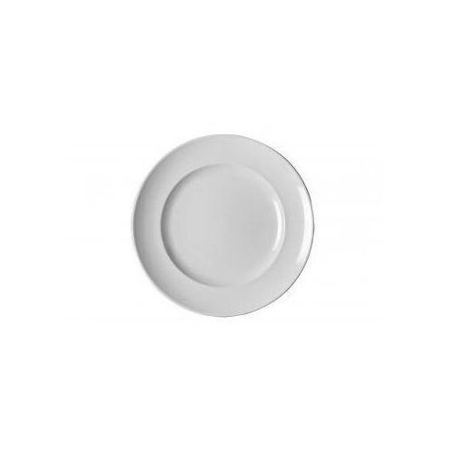 Talerz płaski okrągły classic gourmet | różne wymiary | śr.15 cm - 33 cm marki Rak