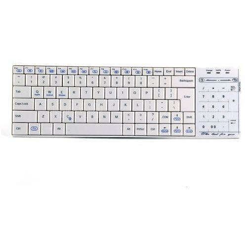 BT10 Bluetooth Wireless Keyboard with Numeric Keypad / Mouse Switch Touchpad (keyboard, syntezator)