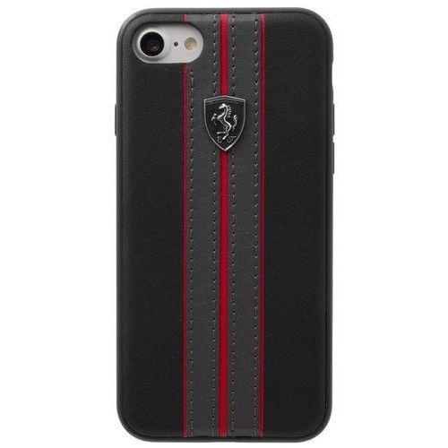 Ferrari Etui hardcase Urban iPhone 7 czarny (FEURHCP7BKR) Darmowy odbiór w 21 miastach! (3700740394519)