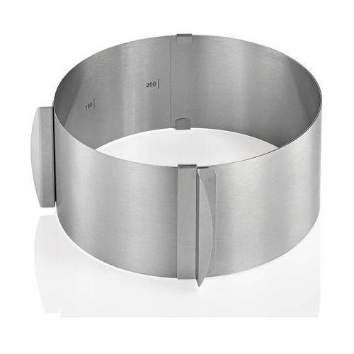 Kuchenprofi - Pâtissier - Regulowana obręcz do ciast, 8,50 cm - 8,50 cm, 0805832800