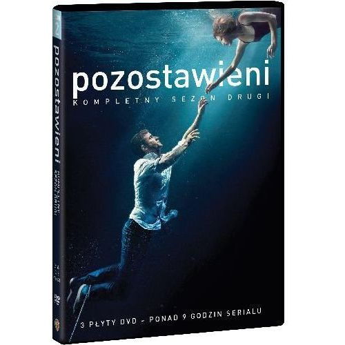 Pozostawieni: Sezon 2 (DVD) - Peter Berg i inni (7321909341241)