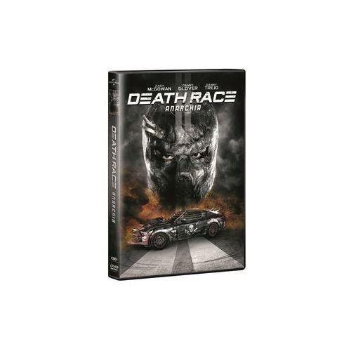 Death Race Anarchia. Darmowy odbiór w niemal 100 księgarniach!