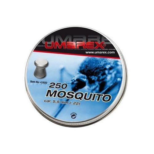 OKAZJA - Śrut 5,5 mm UMAREX Mosquito 250szt z kategorii Amunicja do wiatrówek