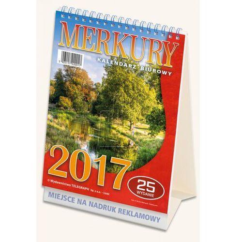 Kalendarze Kalendarz 2018 biurowy merkury telegraph (5905117020017) - OKAZJE