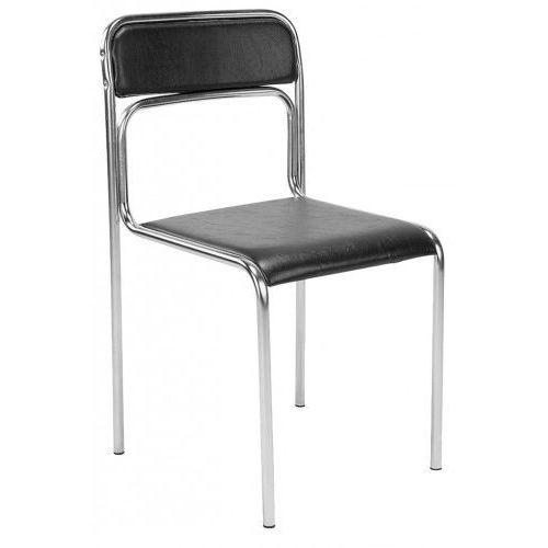 Krzesło ascona - do poczekalni i sal konferencyjnych, konferencyjne, na nogach, stacjonarne marki Nowy styl