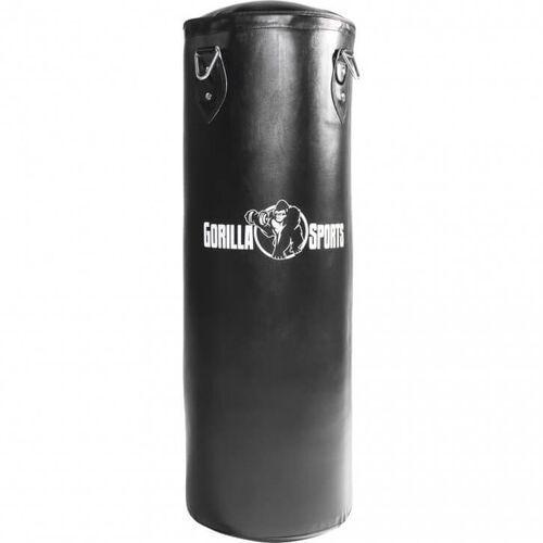 Gorilla sports Worek treningowy czarny 37kg