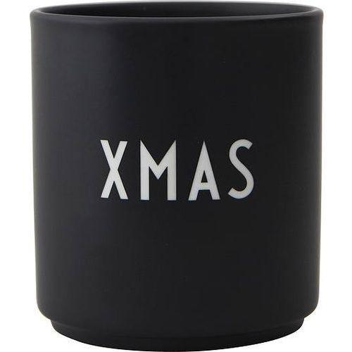 Kubek favourite xmas black marki Design letters