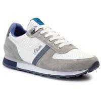 Sneakersy S.OLIVER - 5-13614-22 White 100, w 5 rozmiarach