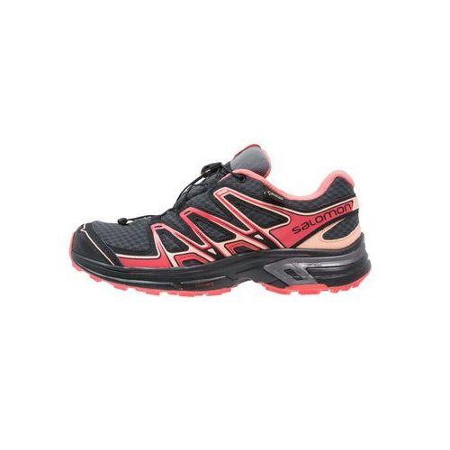 Salomon WINGS FLYTE 2 GTX Obuwie do biegania Szlak magnet/black/living coral