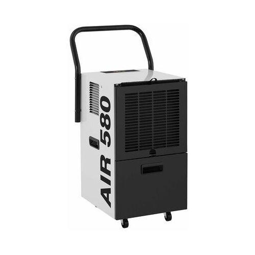 Msw osuszacz powietrza - przemysłowy - 30 l/24 h - 50 m² msw-deh580a - 3 lata gwarancji