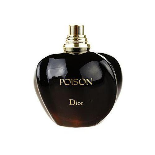 Dior  poison poison eau de toilette tester 100 ml woda toaletowa (3348900005761)