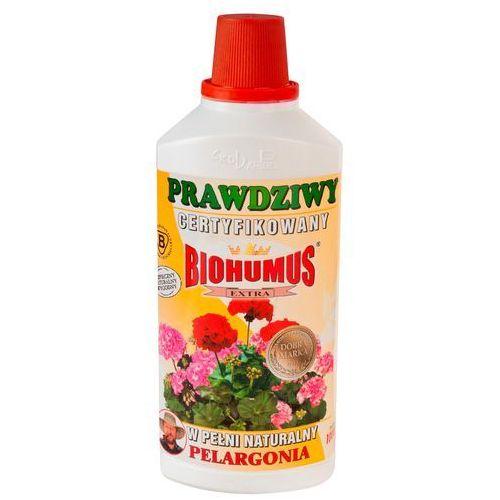 Biohumus extra pelargonia 1l marki Ekodarpol