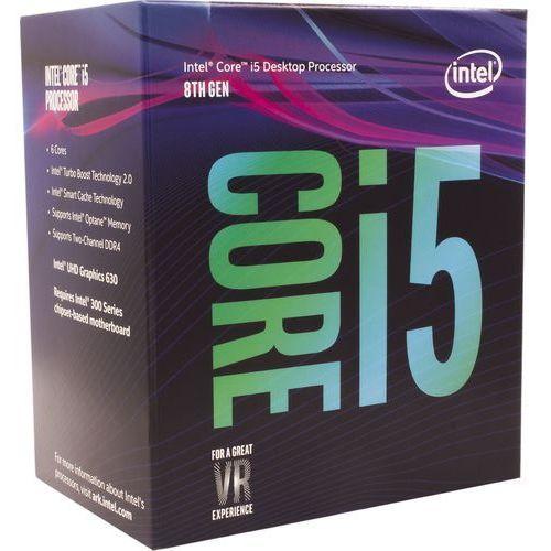 Intel Core i5-8600K 3,6GHz 9MB Box - produkt w magazynie - szybka wysyłka!, BX80684I58600K