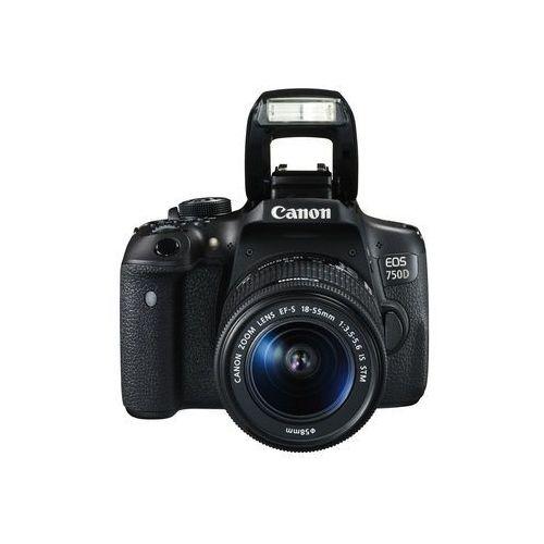 Canon EOS 750D. Najniższe ceny, najlepsze promocje w sklepach, opinie.