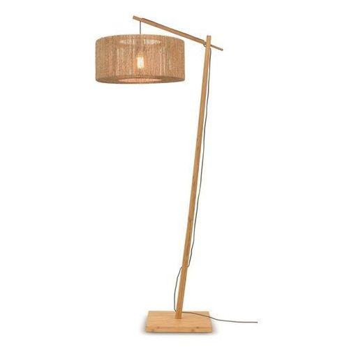 Good&mojo lampa podłogowa iguazu 50x22 naturalna iguazu/f/ad/n/5022/n