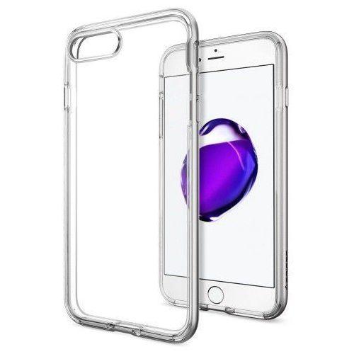 SPIGEN SGP NEO HYBRID CRYSTAL IPHONE 7 PLUS SATIN SILVER - produkt z kategorii- Futerały i pokrowce do telefonów