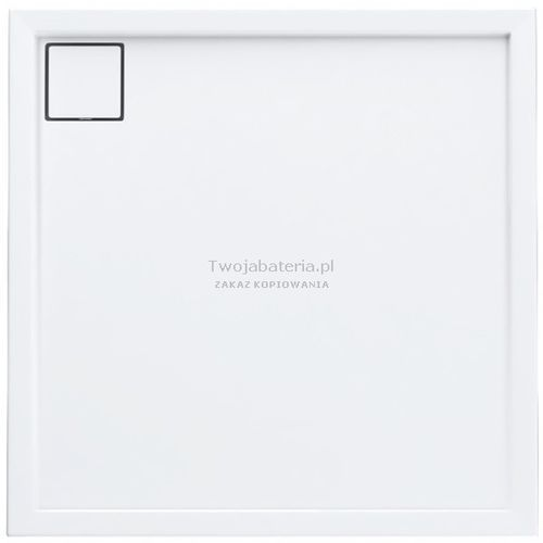 Schedpol Omega brodzik kwadratowy 90x90 cm 3.0452
