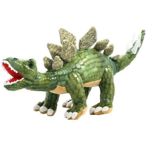 Stegozaur ciemny zielony 43 cm