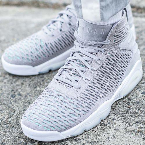 Nike Jordan Flyknit Elevation 23, kolor szary