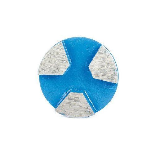 Tarcza z diamentowymi segmentami szlifierskimi scanmaskin ROUND-ON BLUE (zestaw)