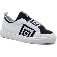 Sneakersy VERSACE COLLECTION - V900742 VM0463 V874 Bianco/Nero, w 7 rozmiarach