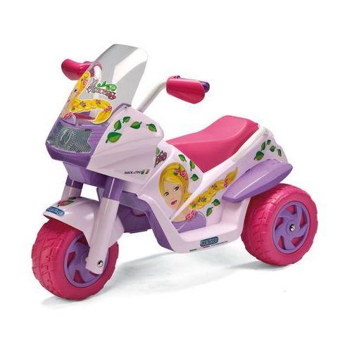 PEG PEREGO Motor Rider Princess 6V - HITY WiecejZabawek.pl. Szybka wysyłka - 100% Zadowolenia. Sprawdź już dziś!, IGED0917