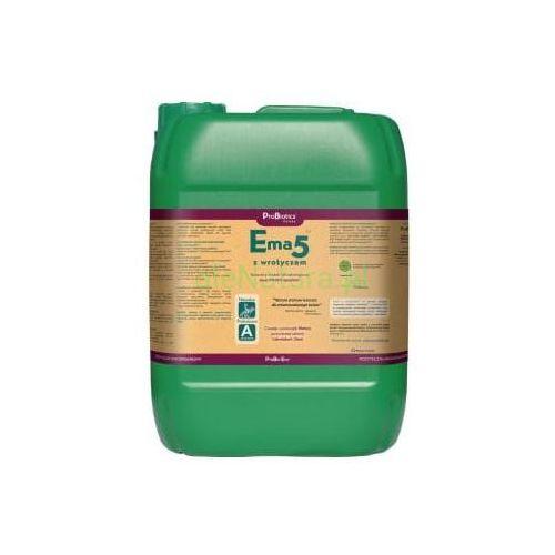 PROBIOTICS Ema5 z wrotyczem kultury aktywne do gleby i roślin 10 litrów