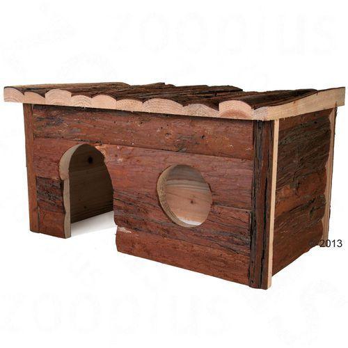 Zooplus exclusive Trixie jerrik domek dla małych zwierząt - dł. x szer. x wys.: 40 x 23 x 21 cm (4054651506370)